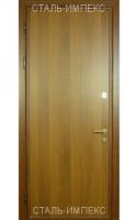 ламинированные входные двери эконом класса